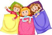 Anniversaire Pyjama Party - idées déco jeux invitation